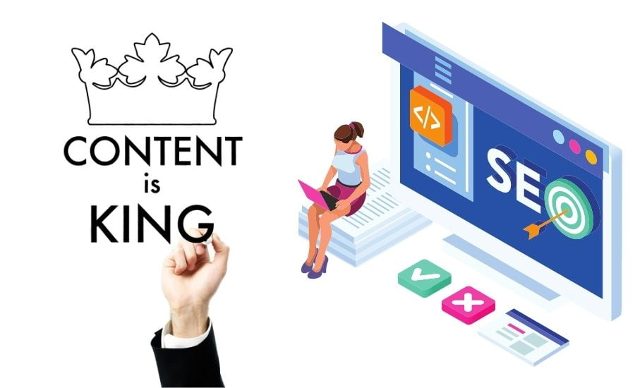SEO Onpage content is king